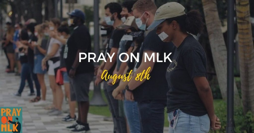 Pray On MLK FB banner Image